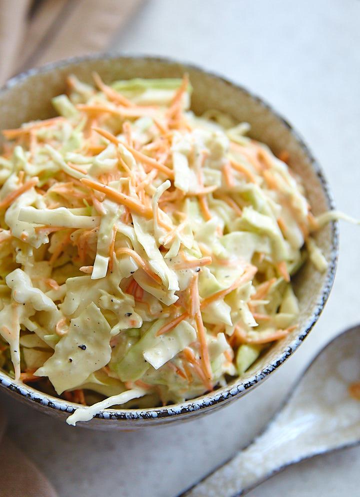 Coleslaw Recipe Best Foods