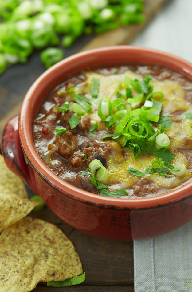 This is the real deal Wendy's chili recipe. It tastes just like the original chili, and is very easy to make.