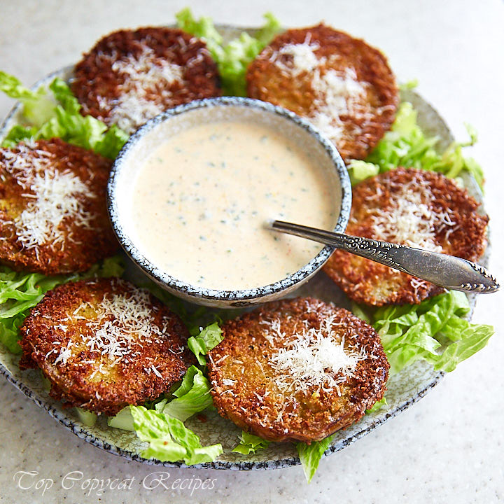 Dinosaur Bbq Fried Green Tomatoes Recipe Top Copycat Recipes