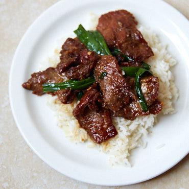P.F. Chang's Mongolian Beef