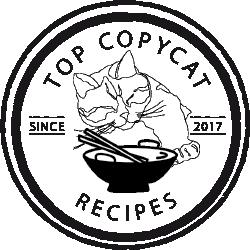 Top Copycat Recipes Logo